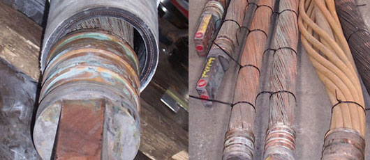 High Current Cable : Cable repair e ec india maintenance and